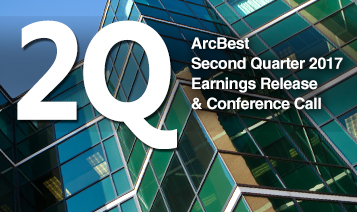 ArcBest 2Q 2017 Earnings Conference Call