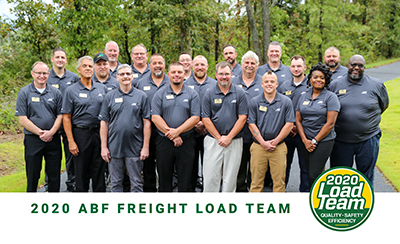 2020 ABF Freight Load Team