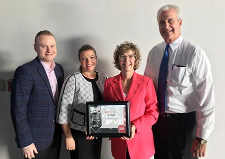 ArcBest Wins Inaugural Western Arkansas Business of the Year Award