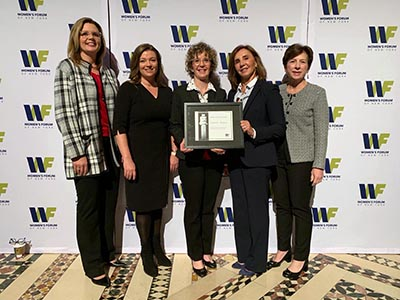 ArcBest Honored By Women's Forum Of New York