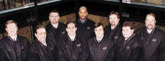The 2002 ABF Load Team
