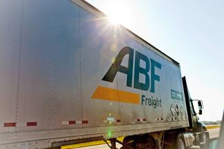 ABF Freight trailer
