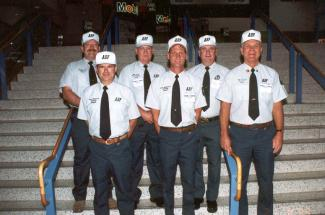 Throwback Thursday: ABF Freight Drivers Compete at 1999 National Truck Driving Championships