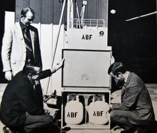 Throwback Thursday: 1970 — New Cargo Heaters Installed in ABF Freight Trucks