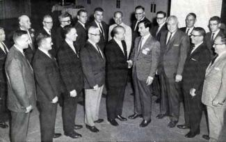 Throwback Thursday: 1963 — Danny Thomas Honors ABF Freight