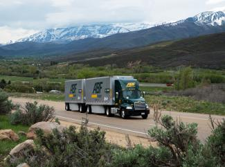 ABF Freight Driver Impresses Customer